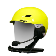 BTT unit (Standard) and WIPPER helmet with IPX7 headset